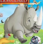Kifaru-book