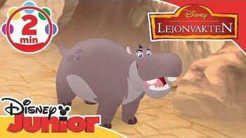 Lejonvakten Musik Se det från ljusa sidan 🎶- Disney Junior Sverige