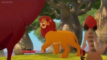 The Lion Guard- Hakuna Matata (Latin Spanish)