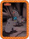 Hyena-card