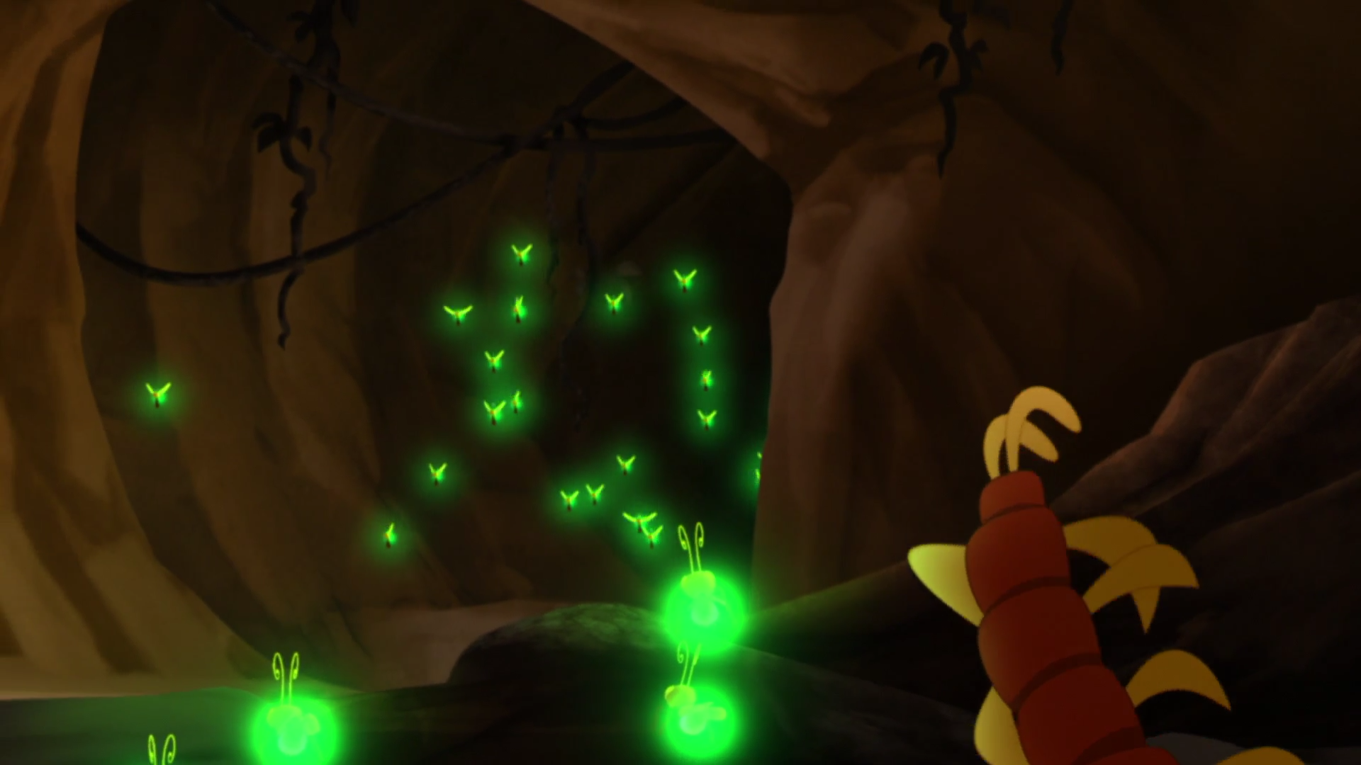 Fireflies The Lion Guard Wiki Fandom