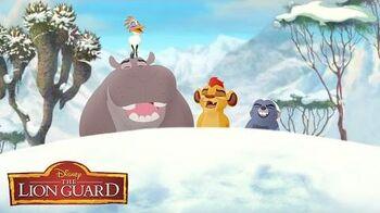 Kuishi Ni Kucheka Music Video The Lion Guard Disney Junior