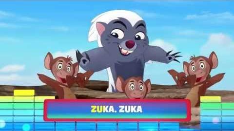 Zuka Zama (European Portuguese)
