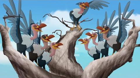 All Hail the Vultures (Polish)