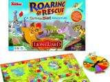 Roaring Rescue Game