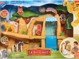 Defend the Pride Lands Play Set