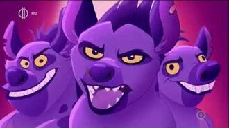 The Lion Guard The worst hyena we know (Hungarian)