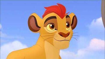 The Lion Guard Pride Landers Unite! HD