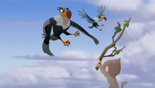 Baboons (451)
