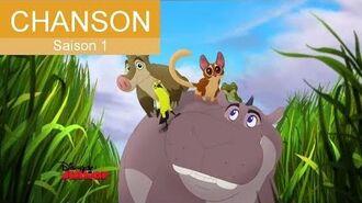 La Garde du Roi Lion - La Route des Hippos