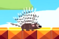 Porcupine-enemy