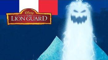 Le Fantôme de la Montagne (Chanson) - (La Garde du Roi Lion)