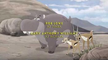 The Lion Guard - Trail to Hope credits (Italian)