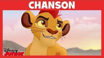 La Garde du Roi Lion - Chanson C'est mon destin