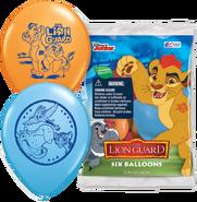 Lionguard-balloons