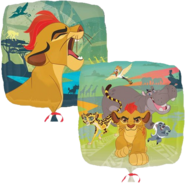 Balloons-lionguard