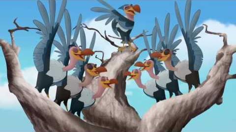 All Hail the Vultures (Brazilian Portuguese)