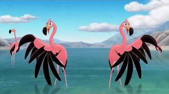 The Lion Guard- Flamingo Dance Party (Ukrainian)