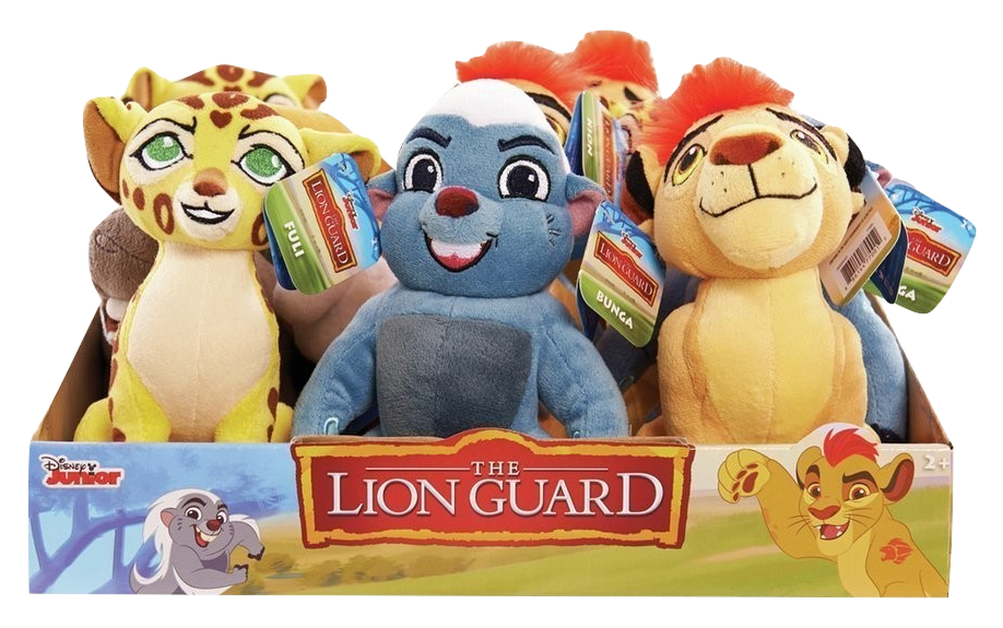 Ty Lion Guard Beanie Babies Plush Kion The Reg