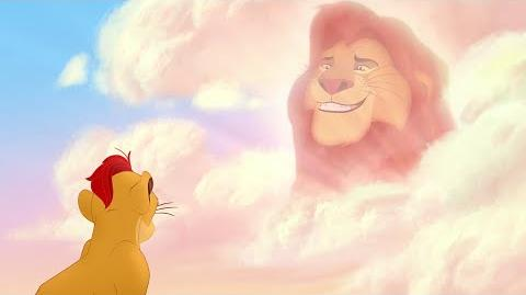 Mufasa's Advice - Return of the Roar
