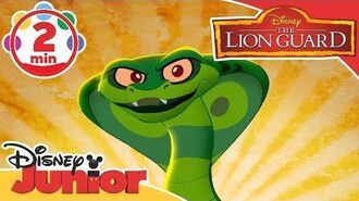 The Lion Guard Big Bad Kenges Song Disney Junior UK
