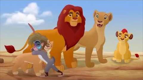 Makini Meets The Royal Family