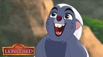 Who's Hungrier? It's UnBungalievable! The Lion Guard Disney Junior