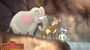 Three of a Kind Music Video The Lion Guard Disney Junior
