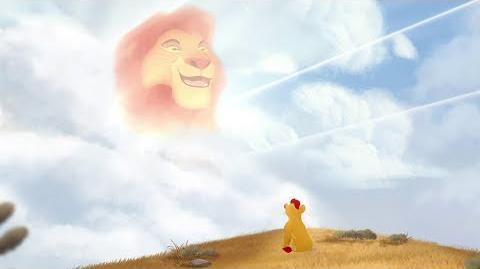 Mufasa's Advice - The Rise of Scar