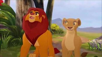 The Lion Guard Duties Of The King HD