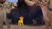 Lioness-extra