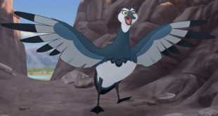 The Lion Guard (Barnacle Goose)
