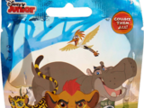 The Lion Guard Blind Bags