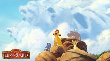 Call of the Guard (Theme Song) The Lion Guard Disney Junior