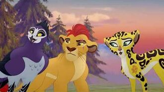 The Lion Guard- Remember What Makes You You (Ukrainian)