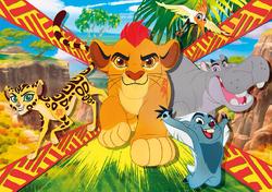 Clementoni-lionguardpuzzle