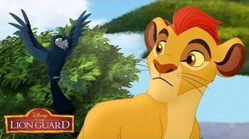 A Trail to Hope Music Video The Lion Guard Disney XD