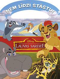 Lauvas sardze2
