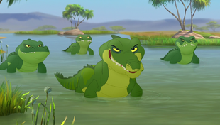 The Lion Guard (Nile Crocodile)