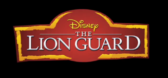 Logo the lion guard