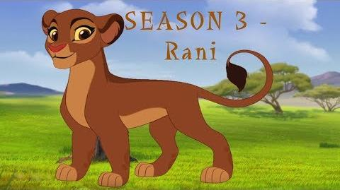 Lion Guard Rani, the new lioness Peyton Elizabeth Lee interview