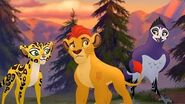 The Lion Guard Remember What Makes You You - Full song with lyrics The Lake of Reflection-0