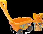 Smoby-wagon