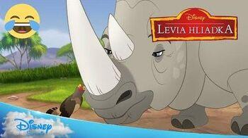 The Lion Guard - Tickbirds and Rhinos - Slovak