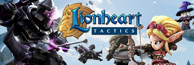 Lionheart tactics for wiki