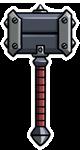 Hammer bonecrusher