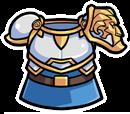Armour-kingplate