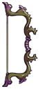 Warbow-thorntrunk