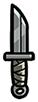 Dagger-steel