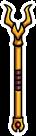 Staff-firebrand